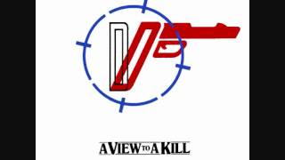 Duran Duran - A View to a Kill [Fatal Kiss]