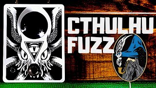 Magic Pedals Dunwich Amps Cthulhu One Knob Fuzz