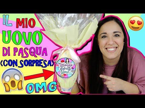 Download Youtube: UOVO DI PASQUA IOLANDA SWEETS!  IL MIO UOVO CON SORPRESA! FACCIAMOLO INSIEME Iolanda Sweets