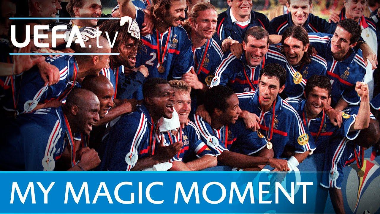 France v Italy: UEFA EURO 2000 final highlights - YouTube
