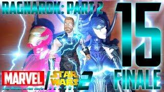 "MARVEL/Star Wars Stop Motion Action Movie - Season 2: Episode 15 ""Ragnarok: Part 2"" FINALE"