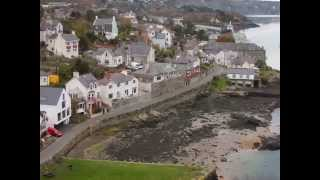 North Wales Coastal Path Bangor to Menai Bridge