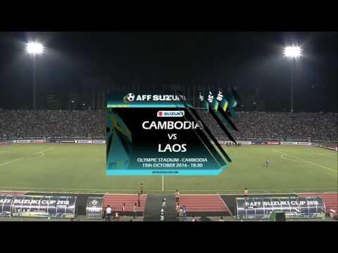 Cambodia vs Laos (AFF Suzuki Cup 2016: Qualification round)