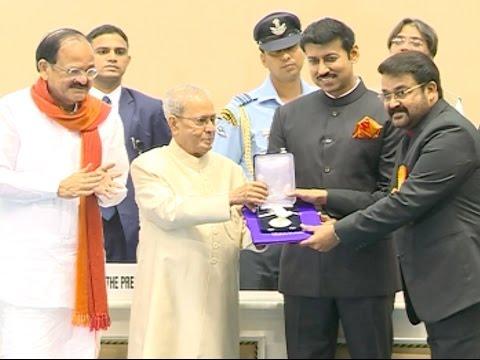 64th National Film Awards: Mohanlal wins Special Jury Award