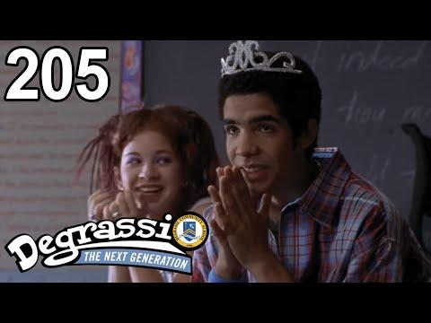Degrassi 205 - The Next Generation | Season 02 Episode 05 | Weird Science
