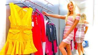 ШОППИНГ Иду на Барби Вечеринку Barvina Vlog