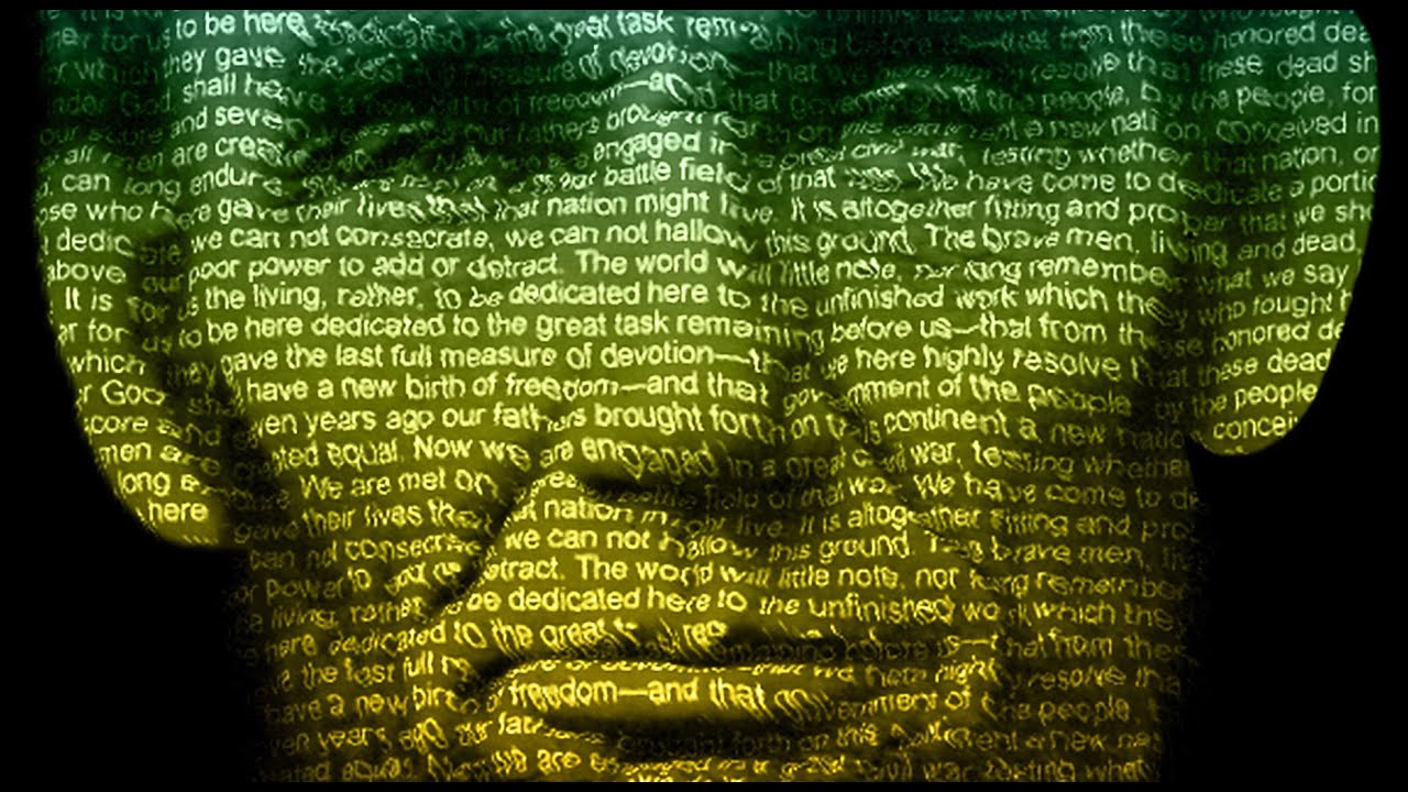 Photoshop Tutorial: How to make a Text Poster of Someone ...