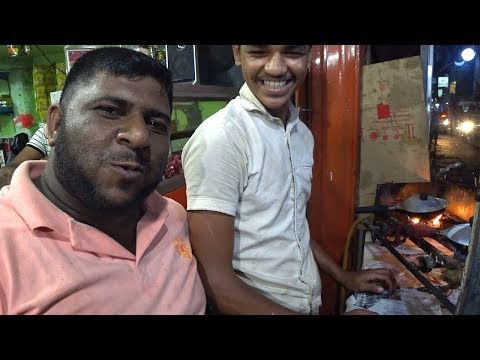 Street Food Trincomalee Sri Lanka