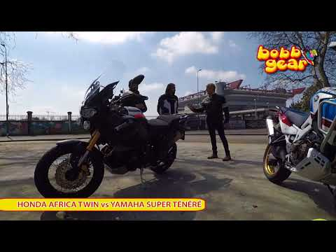 HONDA AFRICA TWIN vs YAMAHA SUPER TÉNÉRÉ