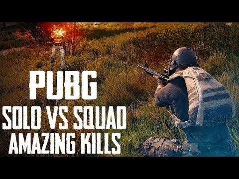 18 Kills Solo v Squad // Insane Gameplay!!