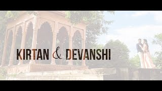 kirtan & Devanshi Prewedding