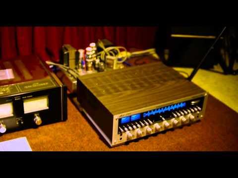 Marantz 2325 - Splendid Sound! Rebuilt by Amplifier Experts