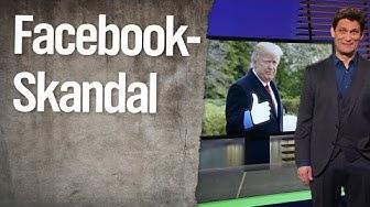 Datenskandal bei Facebook | extra 3 | NDR
