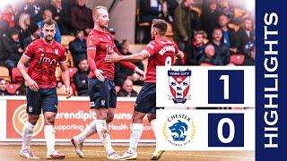 📺 Mark Beck heads home for playoffs | York City 1-0 Chester | Highlights