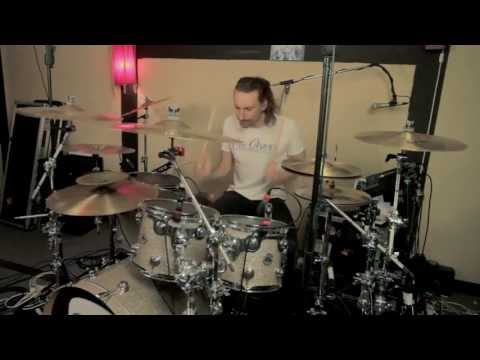 Dead Letter Circus - Lodestar Drum Cover of himself by Luke Williams