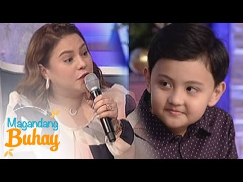 Magandang Buhay: Alonzo asks Karla if his dad courted her