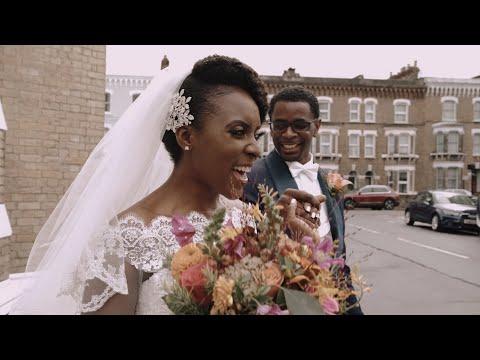 Rivkah & Sebastian's Wedding Highlights Video | Wedding Videography London