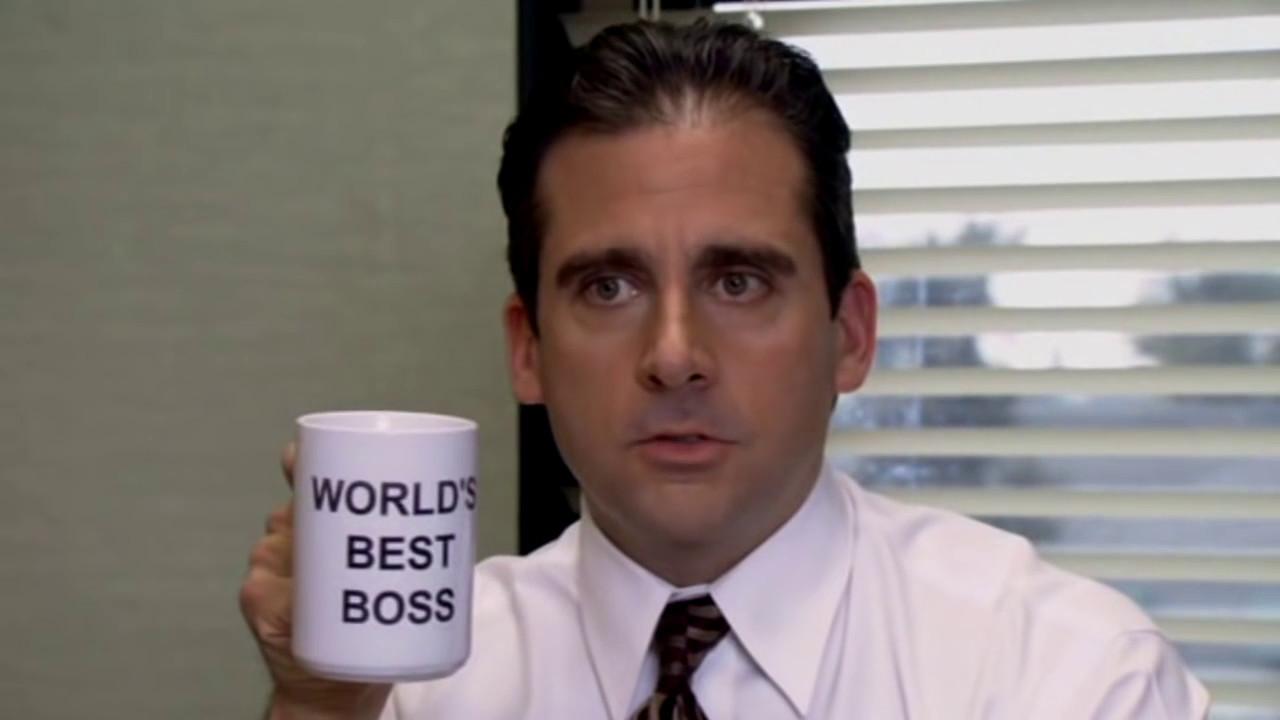 The Office Michael Scott Worlds Best Boss
