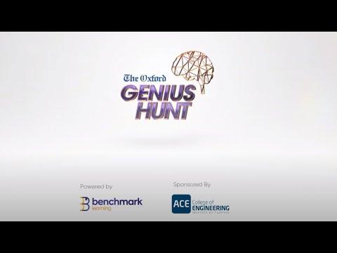The Oxford Genius Hunt