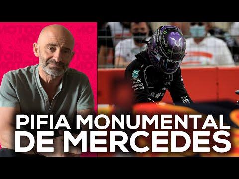 La pifia monumental de Mercedes en Francia - El Garaje de Lobato | SoyMotor.com