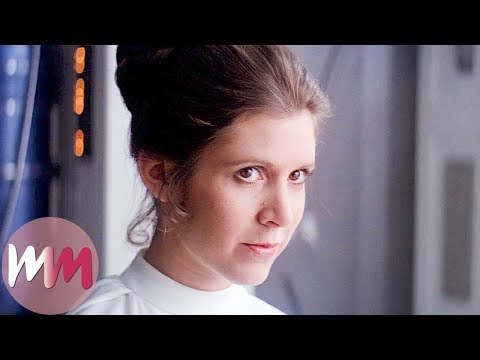 Top 10 Best Carrie Fisher Performances