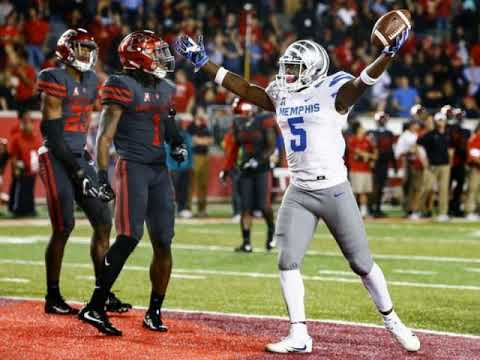 17 fb memphis @ houston game winner radio call