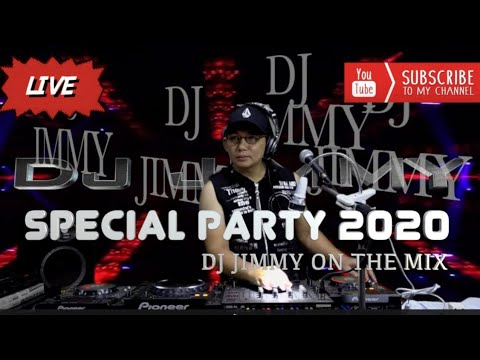 DJ JIMMY SPECIAL NEW PARTY SEPTEMBER 2020