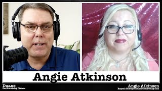 Interview with Angie Atkinson