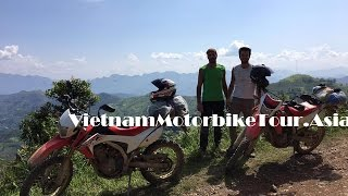 VIETNAM MOTORBIKE TOURS: 6 Day Ha Giang Motorcycle Tour From Hanoi