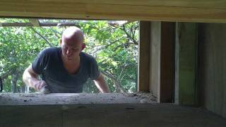 Cleaning A Well Built Chicken Coop In Less The 3 Minutes