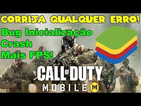 RESOLVA AGORA QUALQUER Erro No Call Of Duty Mobile No Bluestacks 4