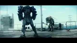 Ninja Turtles (HD 1080p) - Shredder final fight TMNT