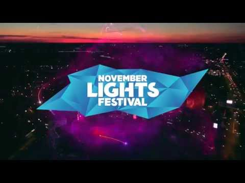 November Lights Festival - 7 november - Tele2 Arena, Stockholm