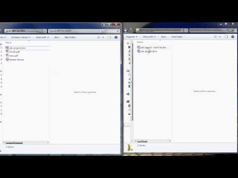 Backup vs. Synchronization (Sync) - Sync using Total Commander