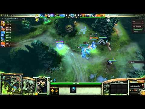 видео: na`vi vs. alliance #3 grand finale (Нави против Альянса - Финал) international 2013 #ti3 dota 2