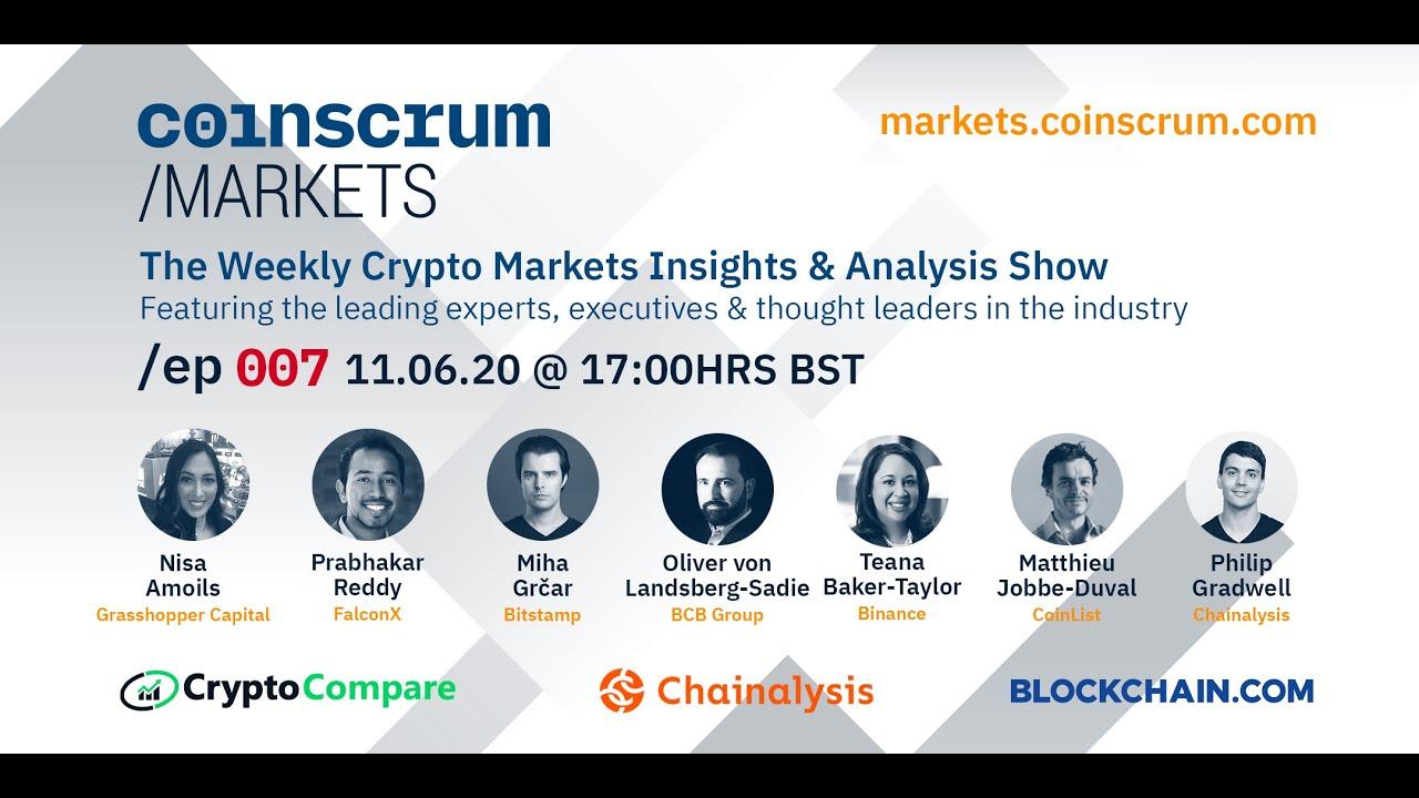 Coinscrum /Markets :: Ep007