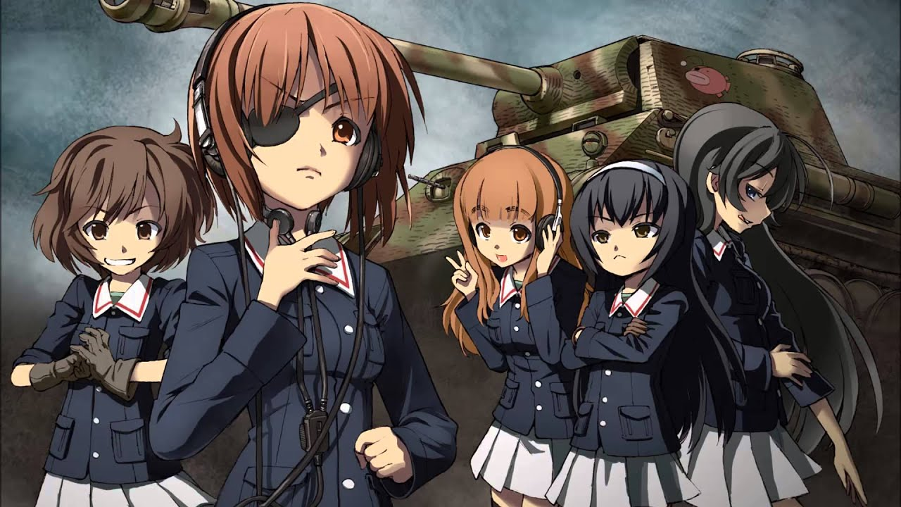 panzer girls