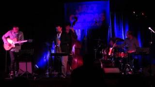 Romanian Jazz Collective - Jazz Compas 24 octombrie 2013 Palatul Ghika