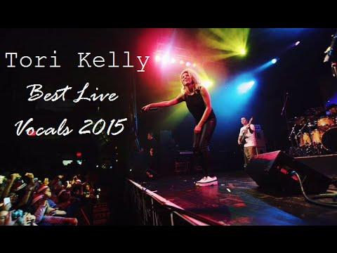 Tori Kelly - Best Live Vocals of 2015