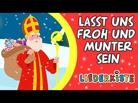 Let  us  be  happy  and  cheery - German Christmas Carol | Liederkiste