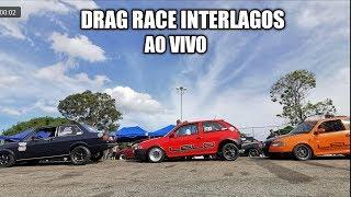AO VIVO DRAG RACE INTERLAGOS OS TURBÃO MAIS RÁPIDOS DO BRASIL NO PREP TUDO QUE DÁ