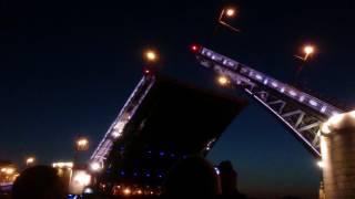 Развод мостов 2016