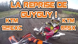 Riding Zapping 1 | La reprise de Guyguy !