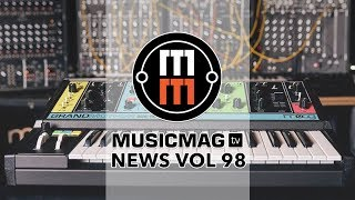 MUSICMAG TV NEWS #98: Moog Grandmother, Omnisphere 2.5, как Стравинский попал в hiphop и др.