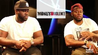 MONEY & VIOLENCE interview w/ Moses Verneau & C-Styles