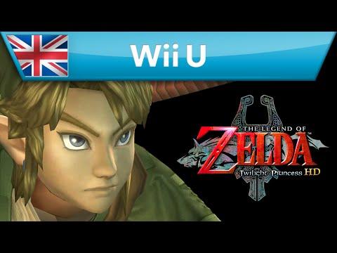 The Legend of Zelda: Twilight Princess HD - Story Trailer (Wii U)