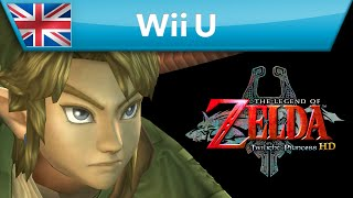 The Legend of Zelda: Twilight Princess HD - Story Trailer (Wii U)