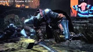 Dark Souls III: Abyss watchers reaction.