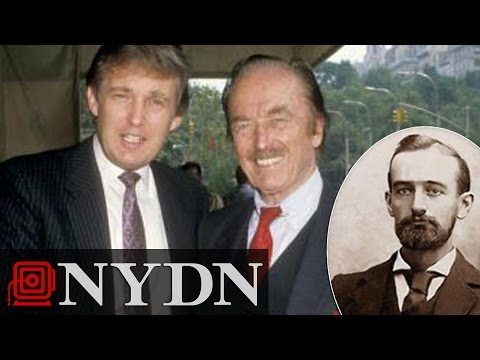 Donald Trump Inherited More Than Just Cash From Immigrant Grandfather
