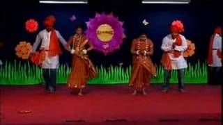Deva tuzya dari -dance